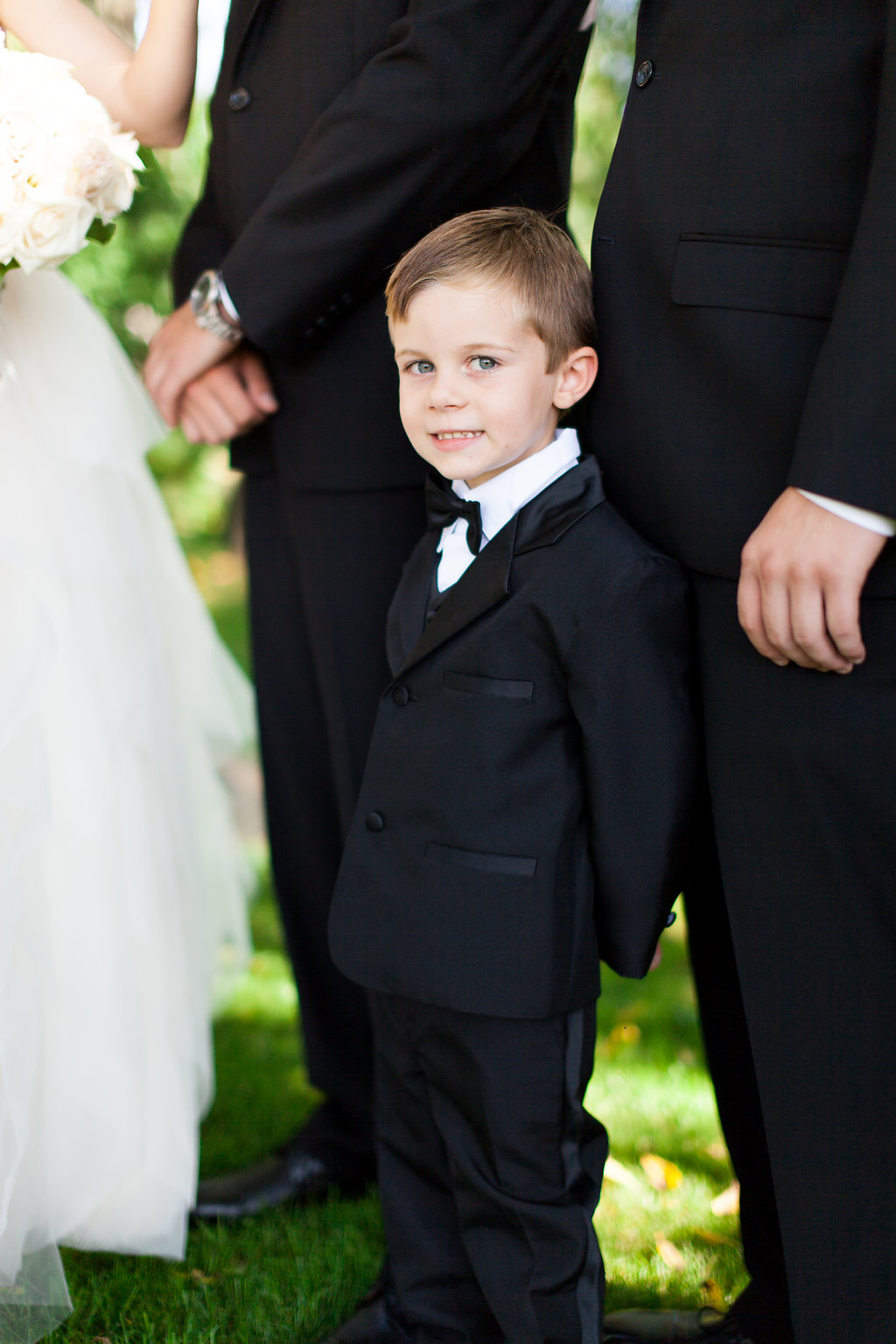 Cutest Ring Bearer