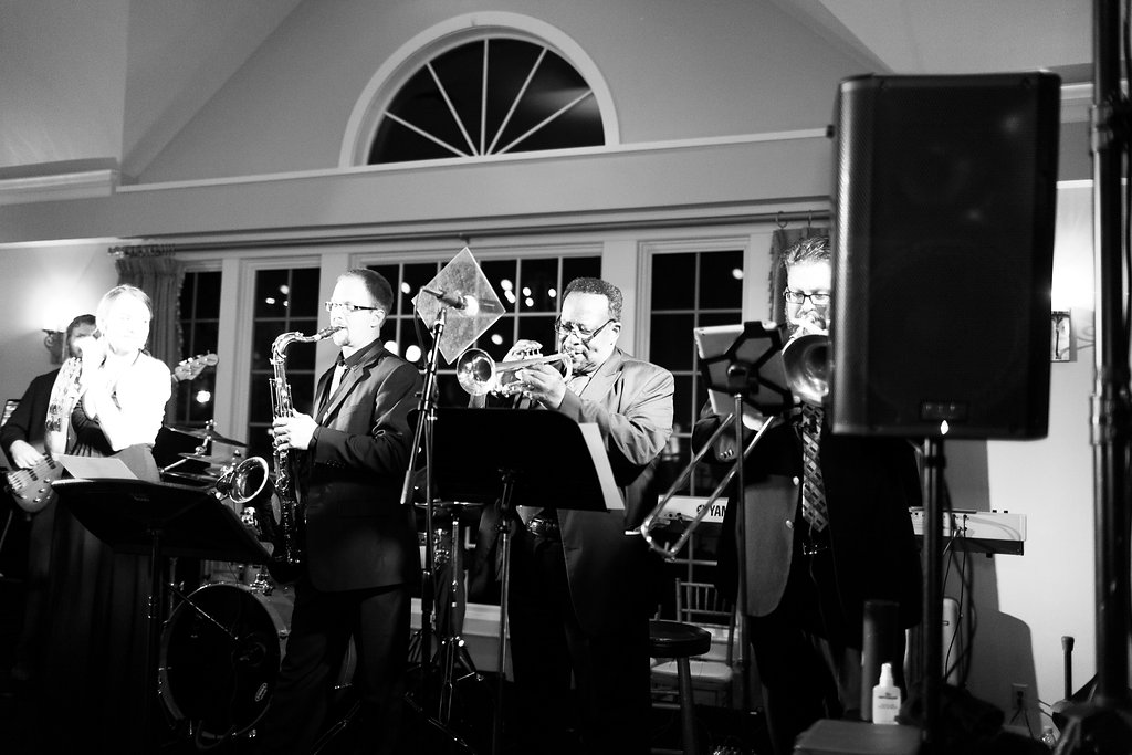 Wisconsin Wedding Reception Northcoast Orchestra