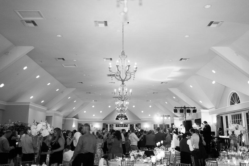 Irish Dancing at Wisconsin Wedding Reception