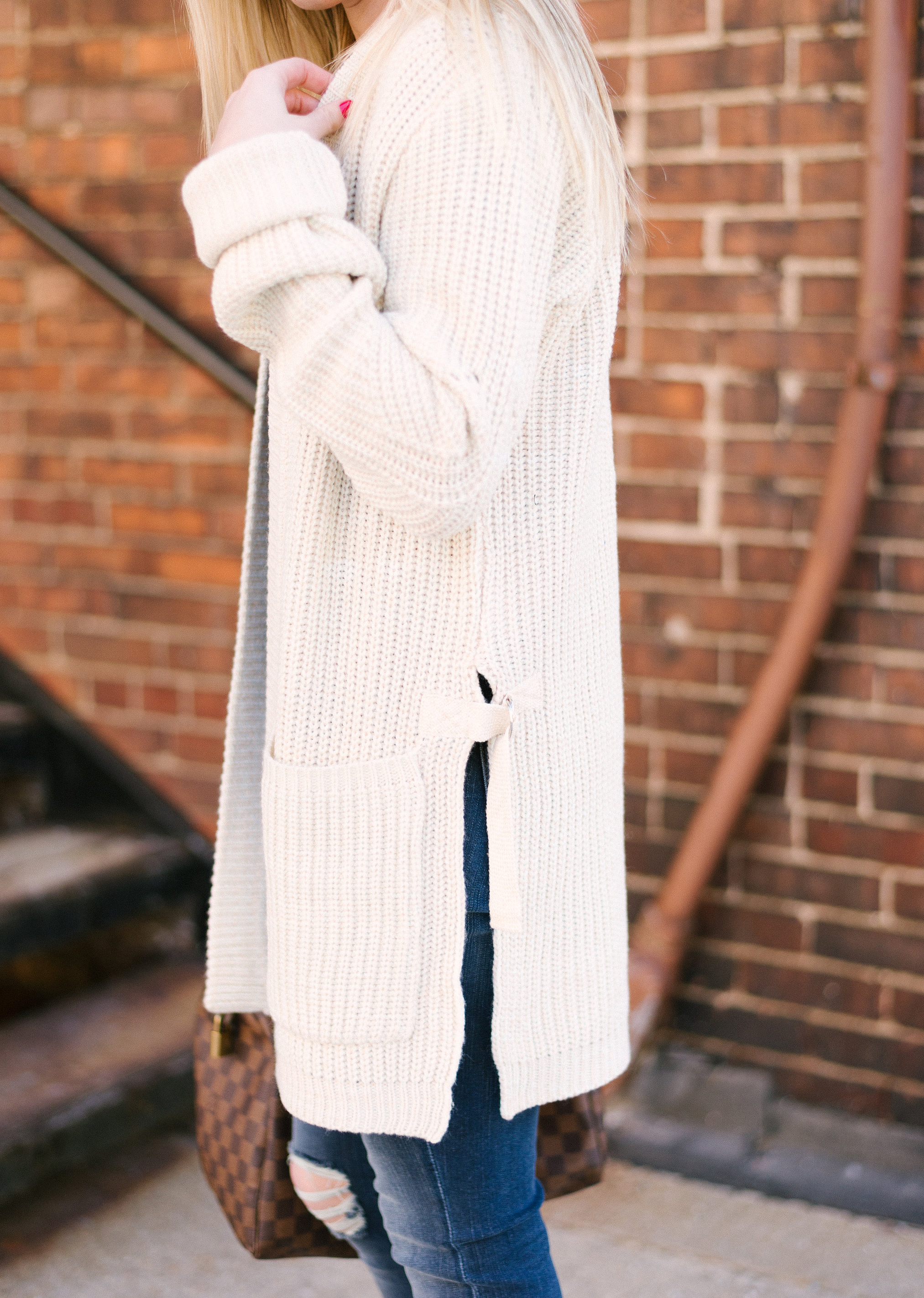 Cozy Neutral Sweater