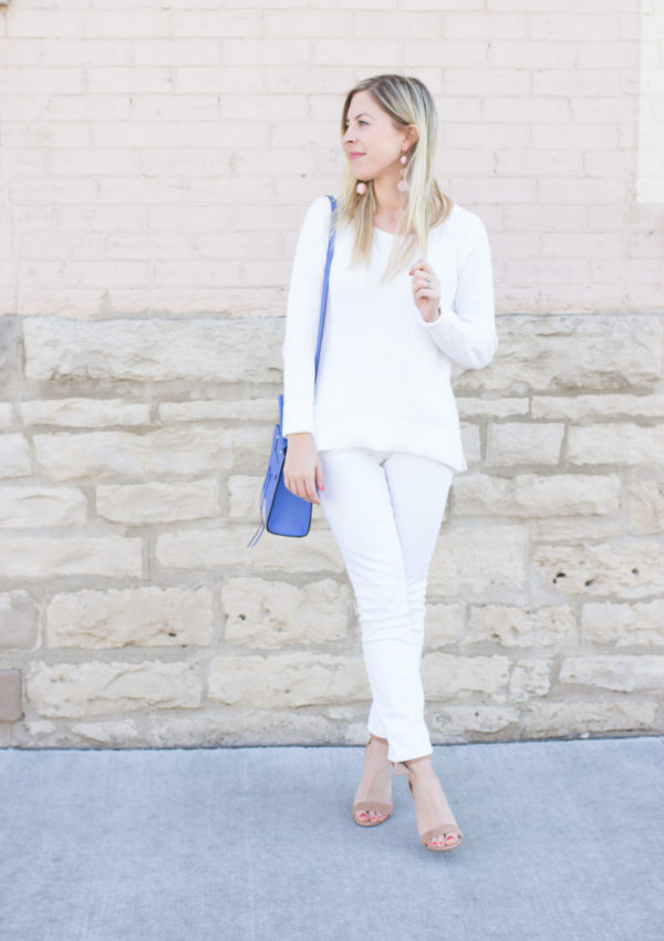White Denim for Spring