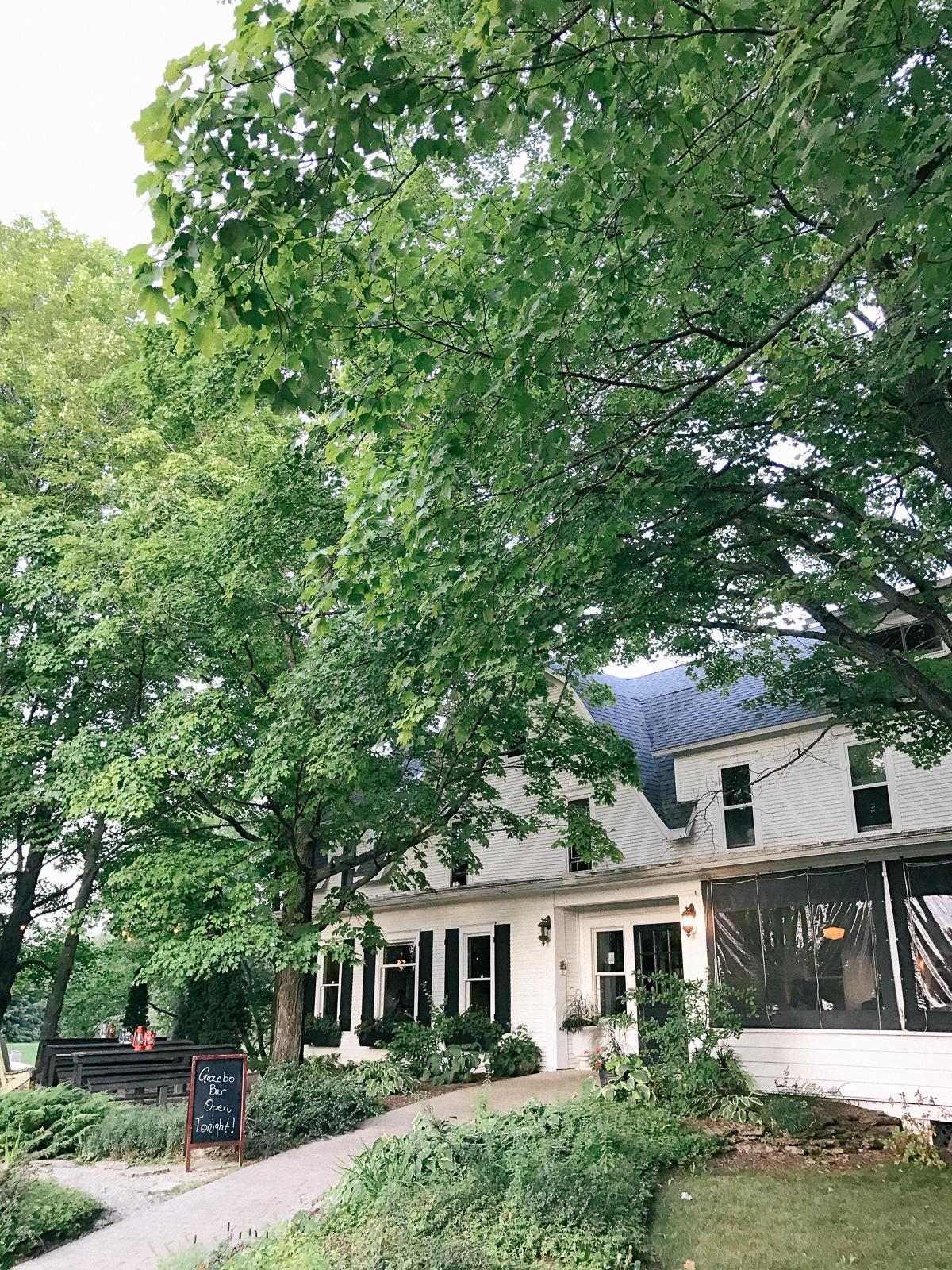 Wickman House Door County