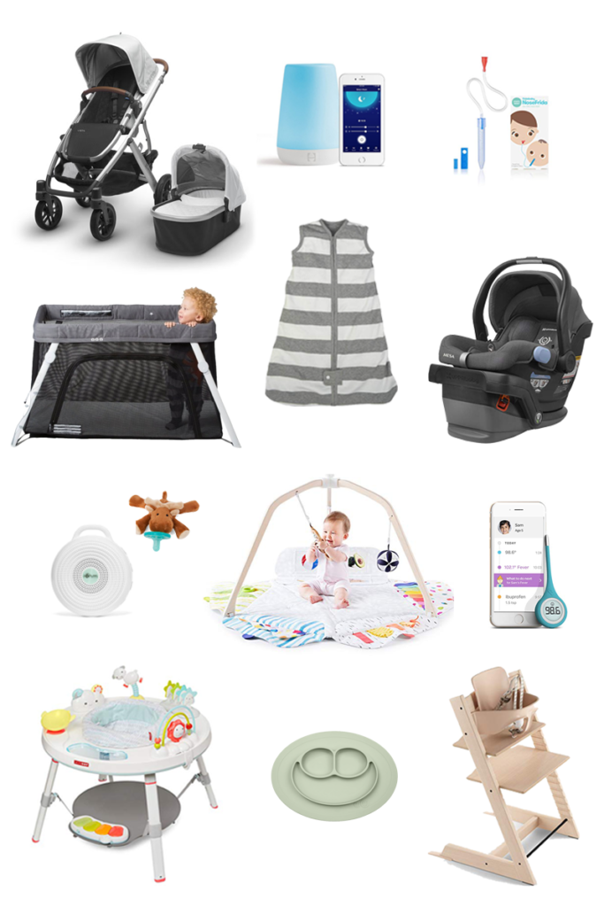 baby objects employed for selling