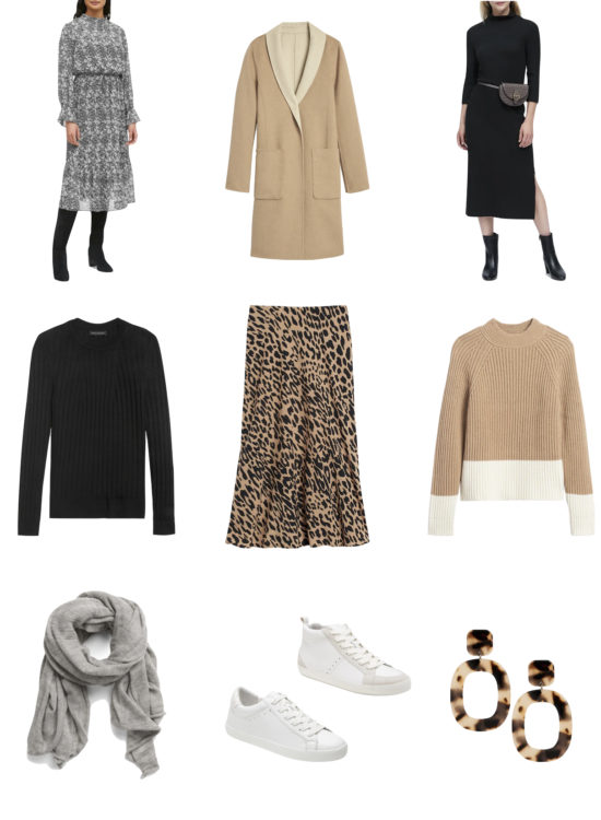 Banana Republic Friends & Family Sale Picks