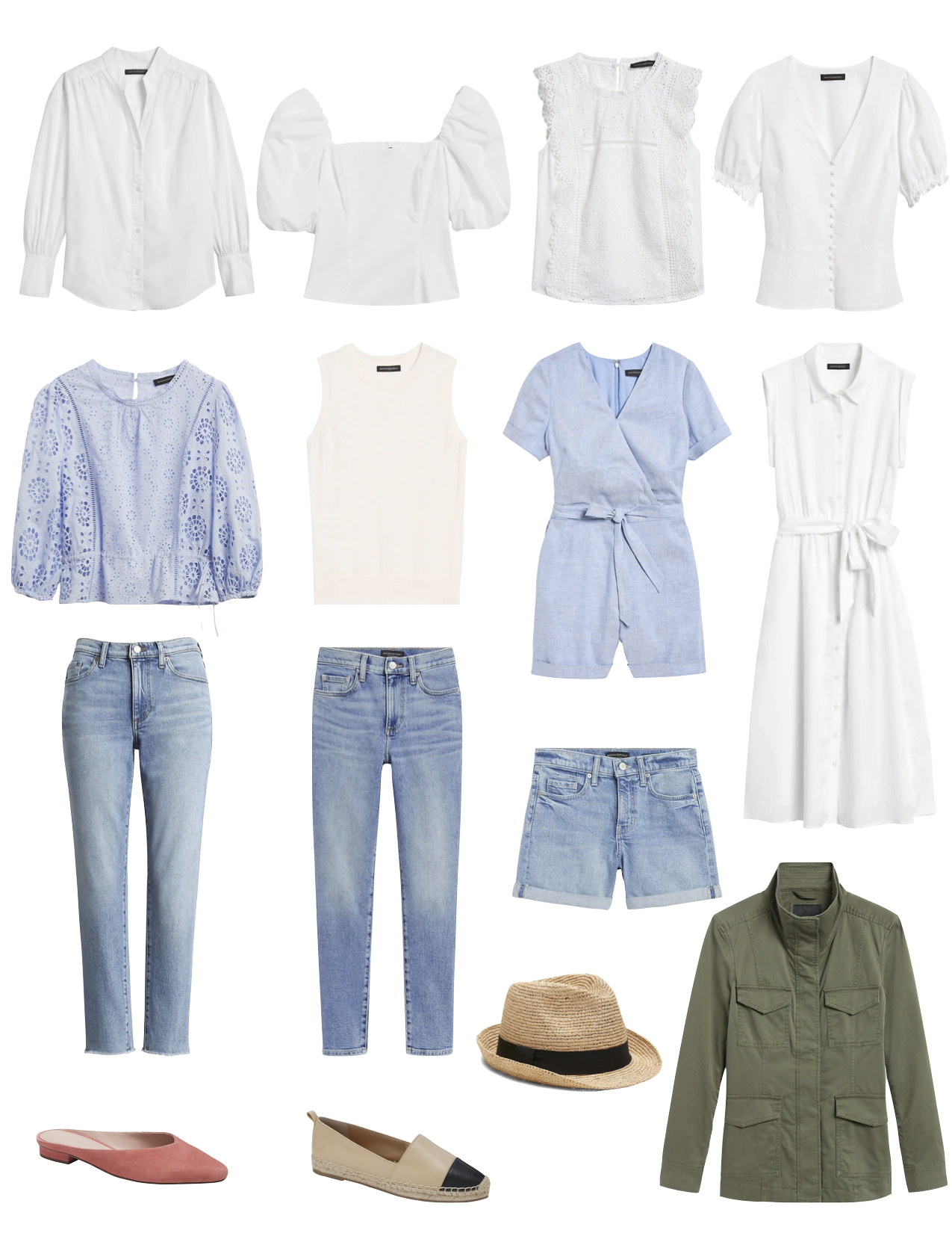 Banana Republic Friends & Family Sale Spring Picks